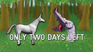 Download Charlie the Unicorn: ONLY TWO DAYS LEFT (UNTIL THE KICKSTARTER IS OVER) Video