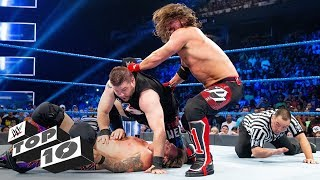 Download Stolen pinfall victories: WWE Top 10, April 30, 2018 Video