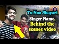 Download Tu Nua Shayari Hit Odia Song singer Name, Behind the Scene Celebration Video Video