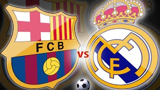 Download FIFA 16 - Barcelona vs Real Madrid - me HAMZEN Video
