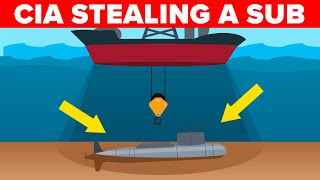 Download Incredible Way the CIA Stole a Soviet Submarine During Cold War Video