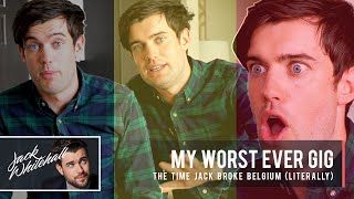 Download The Time Jack Broke Belgium (Literally!) | Jack Whitehall Video