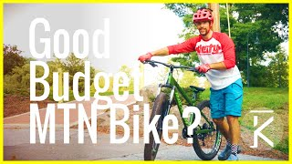 Download What is a good Inexpensive Mountain Bike for beginners?!   Will It Send Video