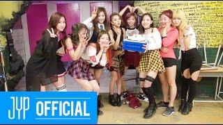 Download TWICE(트와이스) ″OOH-AHH하게(Like OOH-AHH)″ M/V BEHIND Video