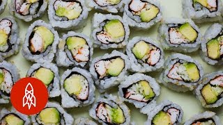 Download The California Roll Was Invented in Canada Video