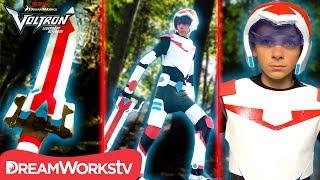 Download DIY Paladin Costume | DREAMWORKS VOLTRON LEGENDARY DEFENDER Video