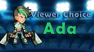 Download Ada Brawlhalla Gameplay Diamond Ranked VC Video