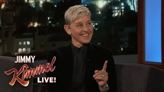 Download Ellen DeGeneres Loves Giving Things Away Video