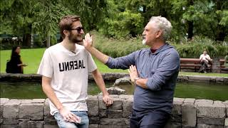 Download LAST EVER ROSS JEFFRIES VIDEO: Origins Of Game, Project Hollywood & NLP Video