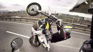 Download We all have the same passion | Husqvarna 701 Rideout | David Bost Video