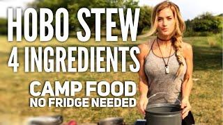 Download Hobo Stew in 4 Ingredients, Backpacking Food w. Melissa Miller Video