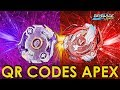 Download APEX ATTACK PACK - BEYBLADE BURST QR CODES Video