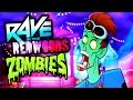 Download RAVE IN THE REDWOODS INTRO CINEMATIC TRAILER LIVE REACTION! CALL OF DUTY INFINITE WARFARE ZOMBIES Video
