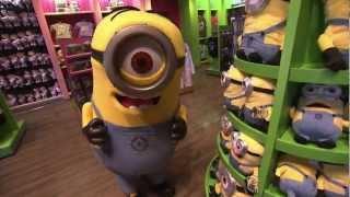 Download Minion Mayhem at Universal Orlando Video