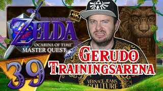 Download Struggle in der Gerudo-Trainingsarena 🗡️ THE LEGEND OF ZELDA OCARINA OF TIME 3D MASTER QUEST #39 Video