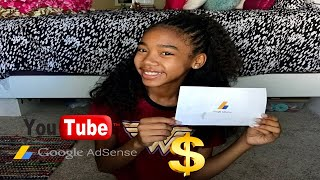Download My First YouTube Paycheck + How To Receive pay If You're under 18 Video