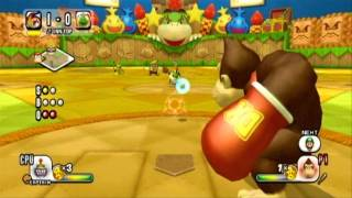 Download Mario Super Sluggers Challenge Mode - Vs. Bowser Jr. Video