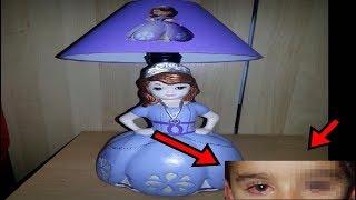 Download El ÄCCIDENTË que causo esta lámpara de la PRINCESA SOFIA Video