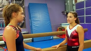 Download EXPECTATION VS REALITY: Gymnastics Balance Beam Video