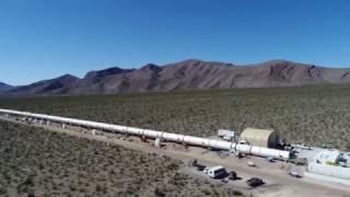 Download Hyperloop One DevLoop in Nevada - Electrek Video