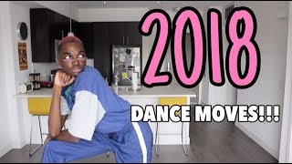 Download DANCE MOVES YOU NEED TO KNOW IN 2018!!!! Video