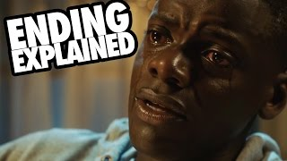 Download GET OUT (2017) Ending + Twists Explained Video