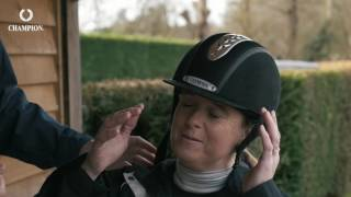Download Champion hat fitting with Pippa Funnell Video