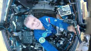 Download SPACE 360 Part 2: STUNNING VIEW OF EARTH FROM INTL SPACE STATION'S CUPOLA MODULE Video
