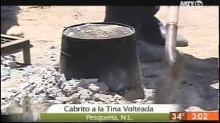 Download Cabrito a la Tina Volteada en Pesqueria NL Video