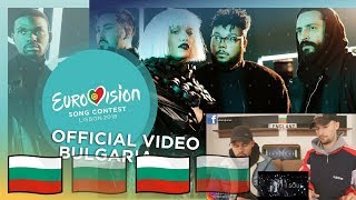Download EQUINOX - Bones - Bulgaria - Official Video - Eurovision 2018 - REACTION Video