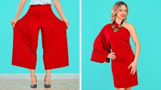 Download FASHION HACKS AND CLOTHES DIY TRICKS || Smart Tips For Girls by 123 GO! Video