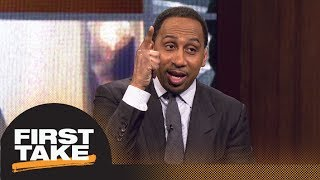 Download Stephen A. Smith celebrates Dwyane Wade's return to Heat | First Take | ESPN Video