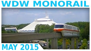 Download Walt Disney World Monorail System 2015 Video