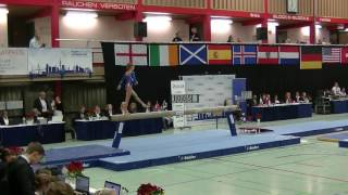 Download Hamburg Gymnastics 2016, Juliëtte Pijnacker, kwalificatie, balk / BB Video