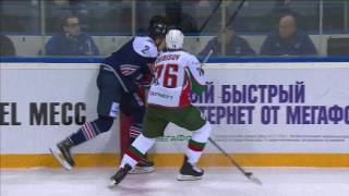 Download Dronov gets injured in Chibisov collision Video