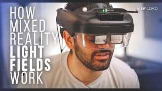 Download Understanding Lightfields through Avegant's Mixed Reality Glasses Video