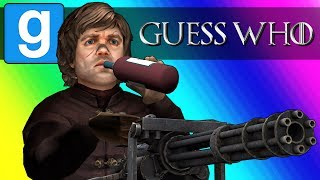 Download Gmod Guess Who Funny Moments - Game of Thrones Edition! (Garry's Mod) Video
