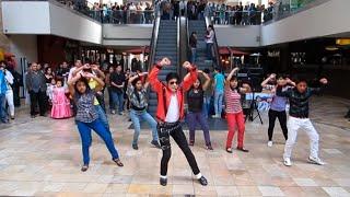 Download Thiller Flashmob Cc Real Plaza   Michael Jackson Perú Jhon Palacios Video