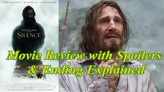Download SILENCE - Movie Review w/ Spoilers and Ending Explained Video