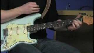 Download Guitar tuition: Get the Stevie Ray Vaughan (SRV) tone lesson Video