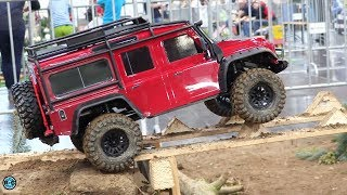 Download RC TRAXXAS TRX 4 CRAWLER & SCALER * modell hobby spiel Leipzig 2017 * Video