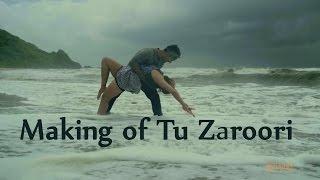 Download Making of song Tu Zaroori | ZiD | Sunidhi Chauhan | Mannara | Karanvir Sharma Video