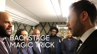 Download Backstage Magic Trick: Dan White Returns Again (with The Roots) Video