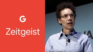 Download Why Did I Say ″Yes″ to Speak Here? | Malcolm Gladwell | Google Zeitgeist Video