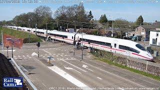 Download Railcam Mierlo - Hout Video