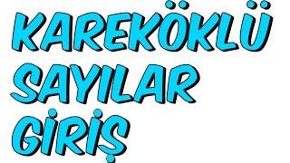 Download TEOG KAREKOKLU SAYILAR GIRIS Video