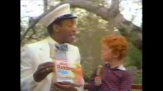 Download Bill Cosby - Jello Chocolate and Vanilla Swirl Pudding Pops Commercial Video
