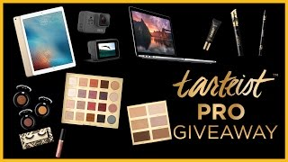 Download tarte cosmetics tarteist PRO Giveaway Video