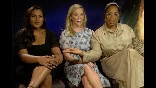 Download Oprah, Reese & Mindy Are Destiny's Child 2.0 & Their Crazy Night Out With Idris Elba Video