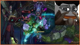 Download Can Tobias Fate Win 1v4 And Take Baron? | Shiphtur's Insane Ekko | Yassuo - Best of LoL Streams #107 Video